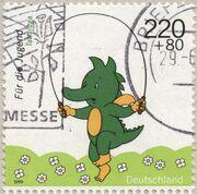 Stamp Tabaluga