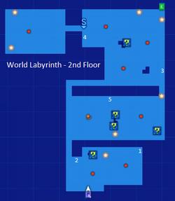 Dungeon re birth2 world labyrinth hyperdimension for Floor 2 dungeon map