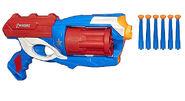 Captain america brigade blaster