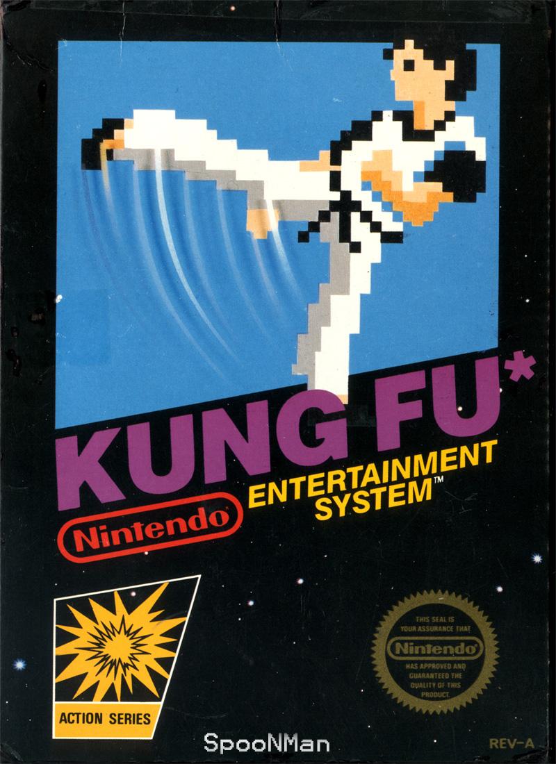 Kung Fu | NES Wiki | Fandom powered by Wikia