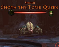 Shoth the Tomb Queen