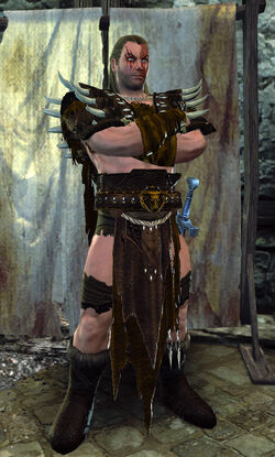 Aelgar the Fierce