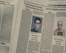 Clark Kent article