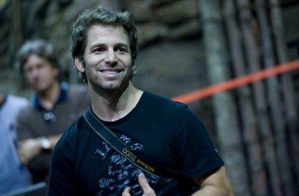zack snyder workout