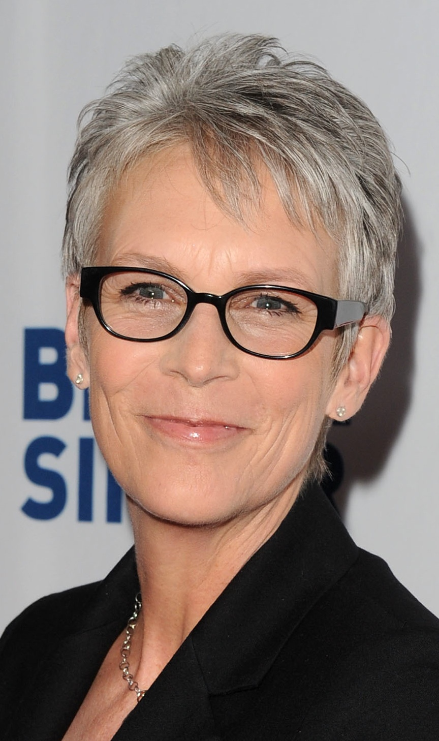 Glasses Frames For 60 Year Old Man : Jamie Lee Curtis New Girl Wiki Fandom powered by Wikia