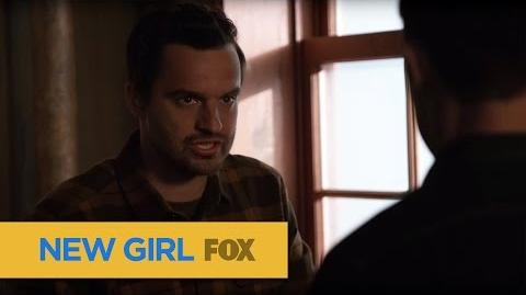 """NEW GIRL Honesty from """"Road Trip"""" FOX BROADCASTING"""