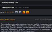 Wikigrounds Club