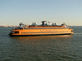 New York City Staten Island Ferry
