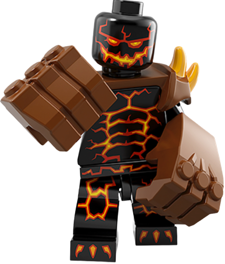 Nexo knights book of monsters