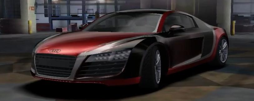Need For Speed Carbon Avoir Audi Le Mans Quattro 24