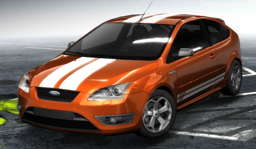 ford focus st 2006 need for speed wiki fandom powered by wikia. Black Bedroom Furniture Sets. Home Design Ideas