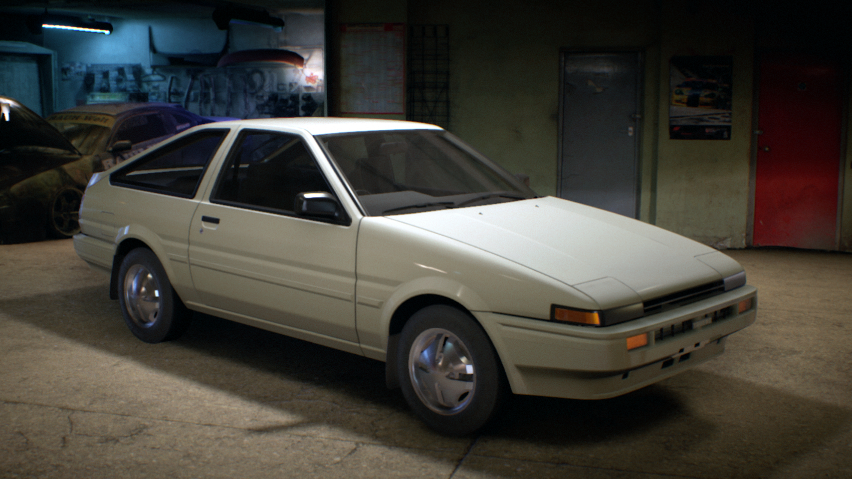 toyota sprinter gt apex ae86 need for speed wiki. Black Bedroom Furniture Sets. Home Design Ideas