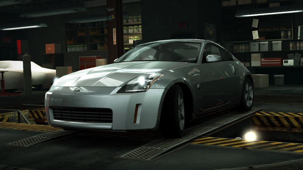 Nissan 350Z (2003) | Need for Speed Wiki | FANDOM powered ...