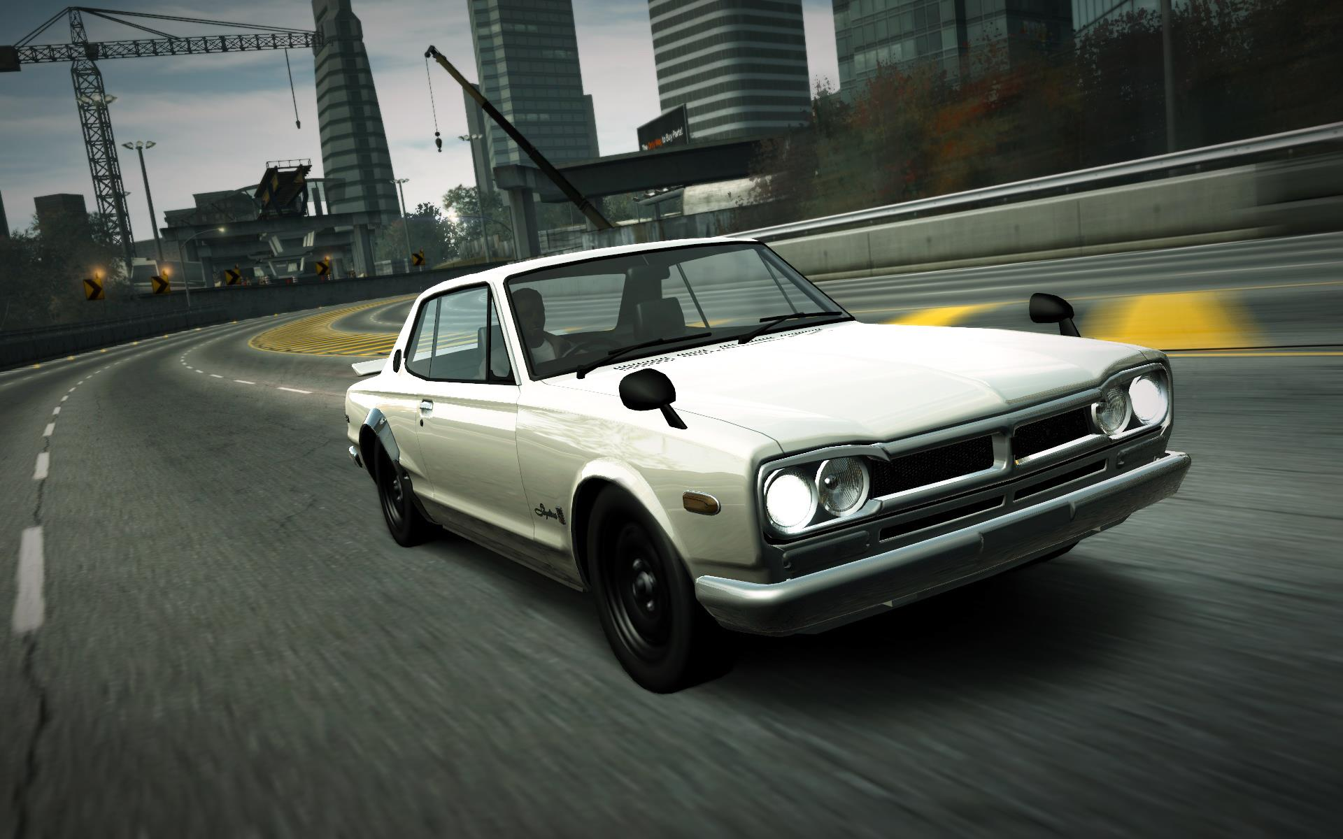 Nissan Skyline 2000gt R C10 Nfs World Wiki Fandom