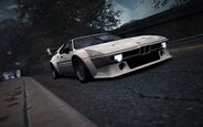 CarRelease BMW M1 Procar White 5