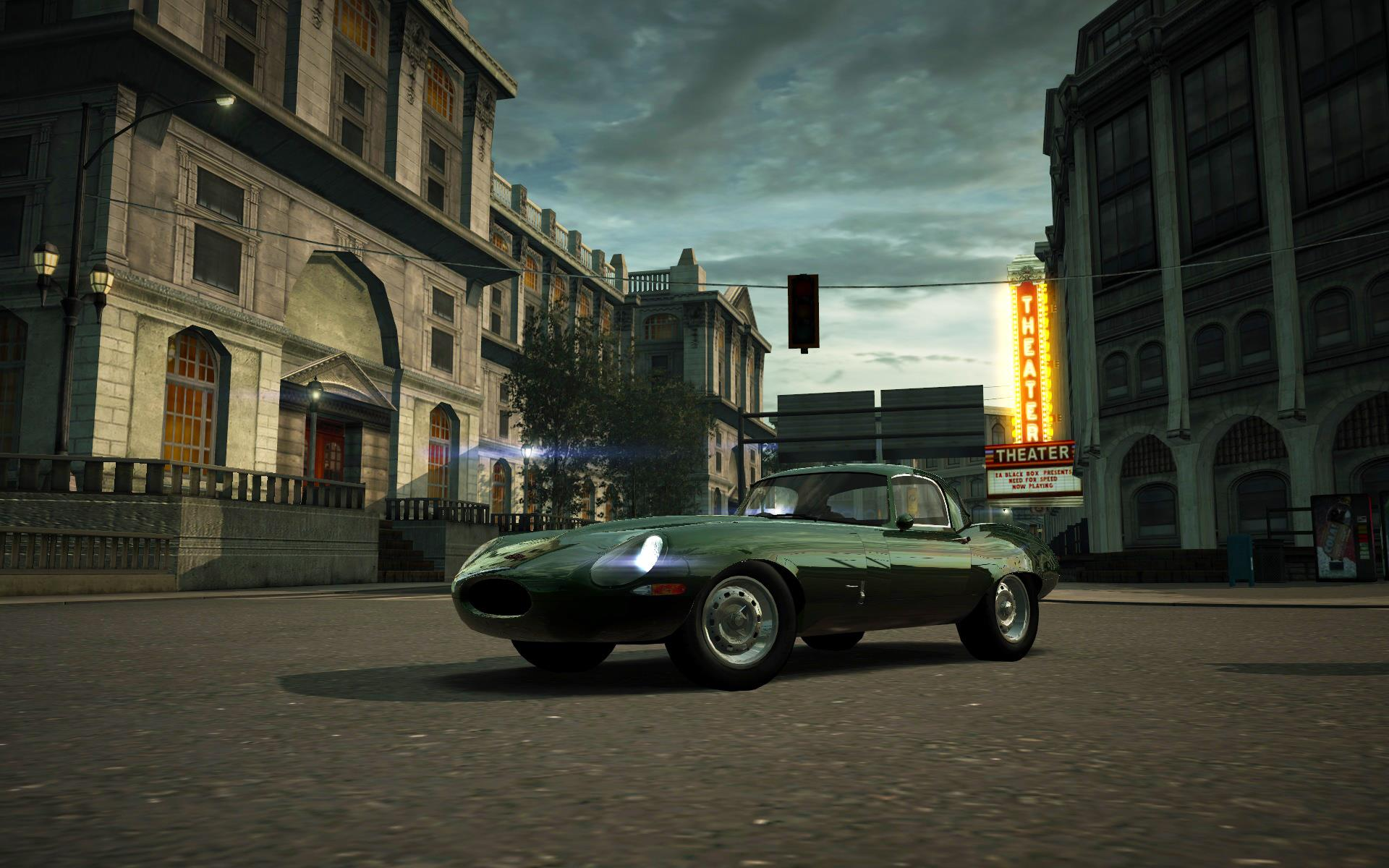 Jaguar E Type Lightweight Nfs World Wiki Fandom