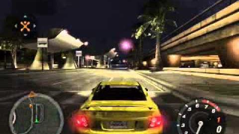 Sound of Pontiac GTO in Need for Speed Underground 2
