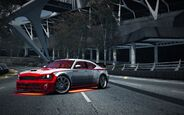 CarRelease Dodge Charger SRT-8 Super Bee Red Juggernaut 3