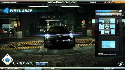 Nfsw porsche 911 gt3 rs cop edition