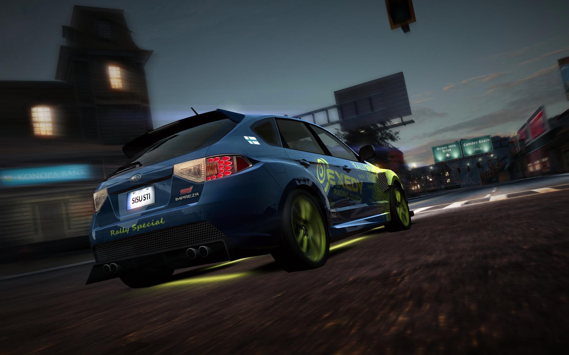 Image Carrelease Subaru Impreza Wrx Sti Hatchback All