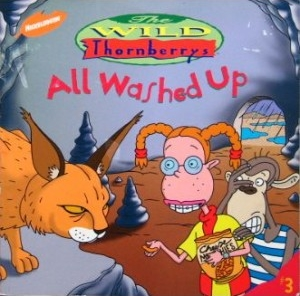 File:The Wild Thornberrys All Washed Up Book.jpg