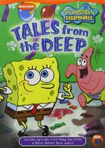 SpongeBob DVD - Tales From The Deep
