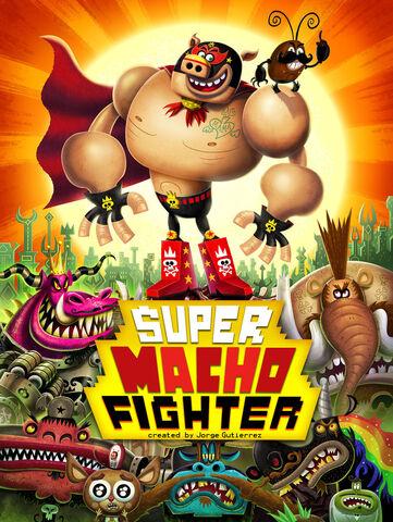 File:Super macho fighter by mexopolis-d6o4d3p.jpg