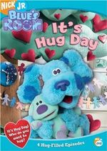 Blue's Room It's Hug Day DVD