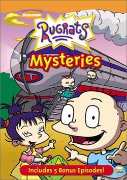 Rugrats Mysteries DVD