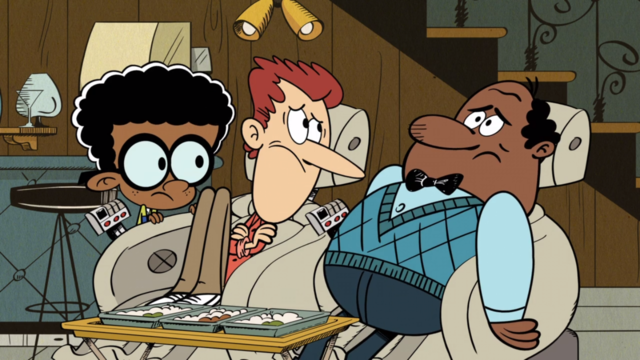File:The Loud House Harold McBride with Howard and Clyde.png