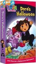 Dora the Explorer Dora's Halloween VHS