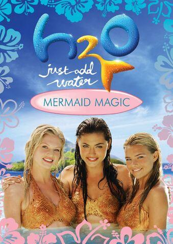 File:H2O Just Add Water Mermaid Magic DVD.jpg