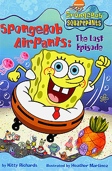 File:SpongeBob SpongeBob AirPants The Lost Episode Book.jpg