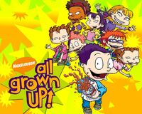 All Grown Up Wallpaper 1