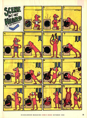 File:Nickelodeon Magazine comic Scene but Not Heard October 1996.jpg