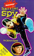 Harriet the Spy VHS