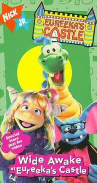File:Eureeka's Castle Wide Awake at Eureeka's Castle VHS 1.jpg