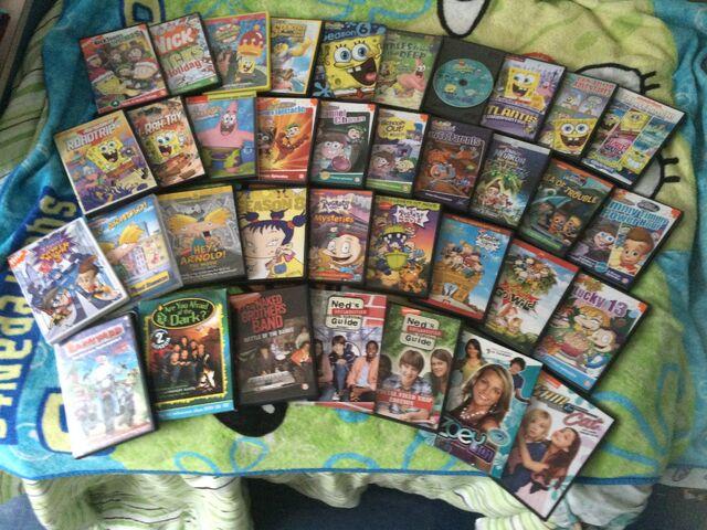 File:Geoff109 Nickelodeon DVDs 1.JPG