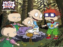 Rugrats Movie Wallpaper 1
