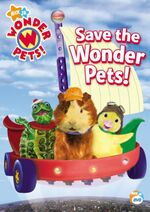 TWP Save the Wonder Pets! DVD
