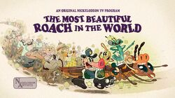 Title-TheMostBeautifulRoachintheWorld