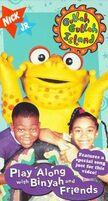 Gullah Gullah Island Play Along with Binyah and Friends VHS 1