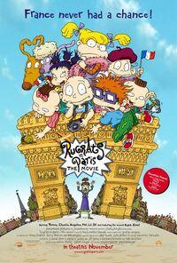 Rugrats In Paris Poster