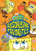 SpongeBob DVD - absorbing Favorites