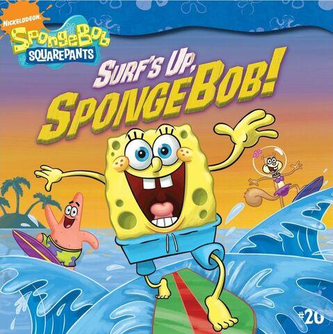 File:SpongeBob Surf's Up SpongeBob! Book.jpg