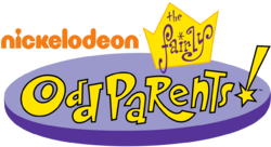 The Fairly OddParents logo