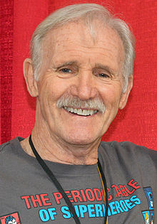Chas Finster's previous voice artist