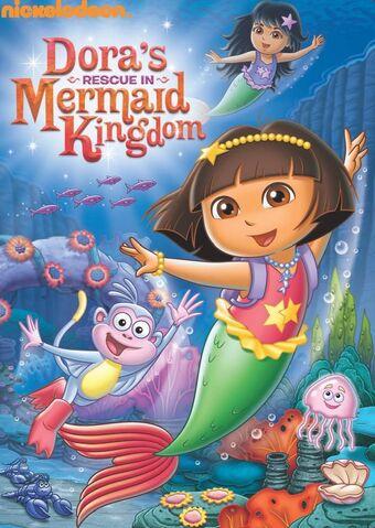 File:Dora the Explorer Dora's Rescue in Mermaid Kingdom DVD.jpg
