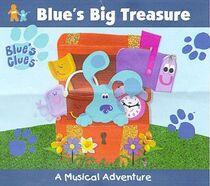 Blues Clues Blue's Big Treasure CD