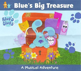 File:Blues Clues Blue's Big Treasure CD.jpg